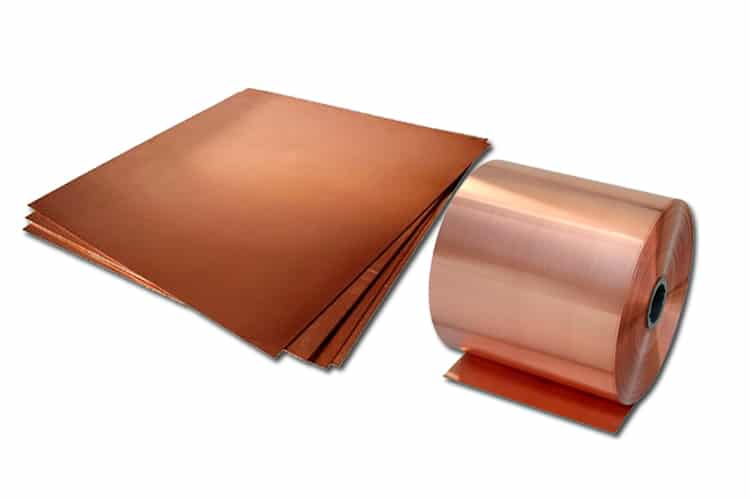 Copper Nickel Sheet Plate, Coil