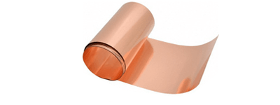 Copper Nickel Foils