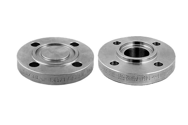 ANSI B16.5 Groove and Tongue Flange