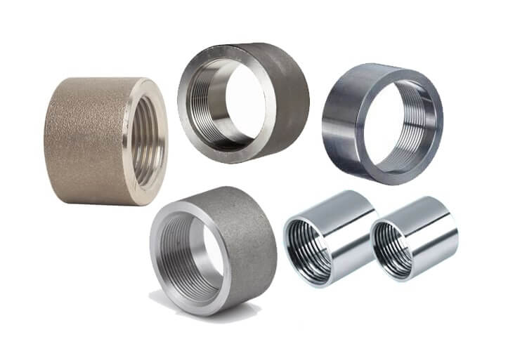 ASME B16.11 Forged Threaded Half Couplings
