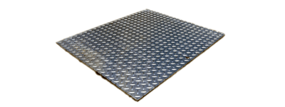 Monel 400 / K500 Chequered Plates