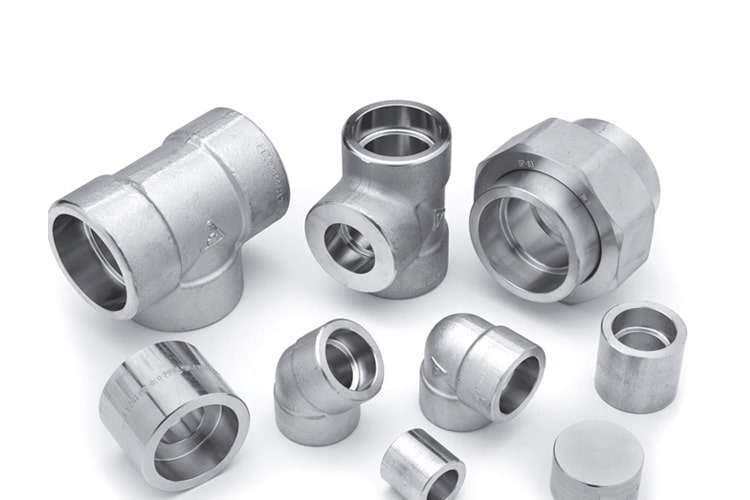 Hastelloy Forged Socket weld Fittings