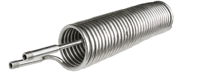 SS 304 Coiled Tubes