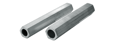 Monel 400 / K500 Hexagonal Pipes and Tubes
